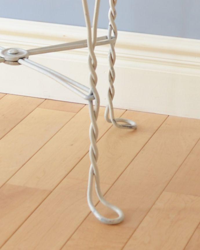 m-561-f アンティークカフェテーブル(プラントスタンド)の脚