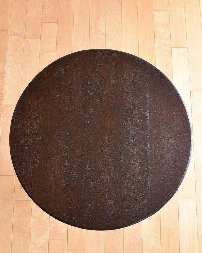 m-597-f  アンティークオケージョナルテーブルの天板