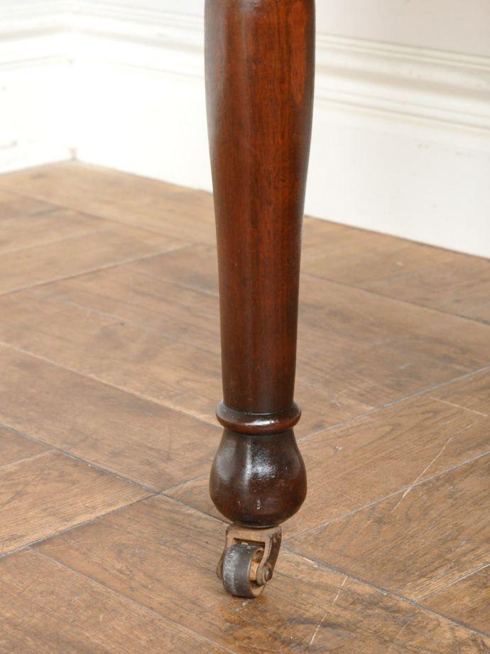 アンティーク家具の脚
