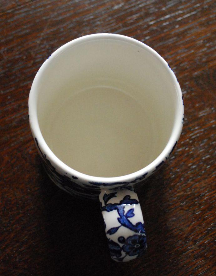 n1-197 マグカップ(ブルーアーデン)の上から