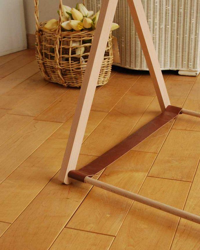 n16-156 タオルハンガーの脚