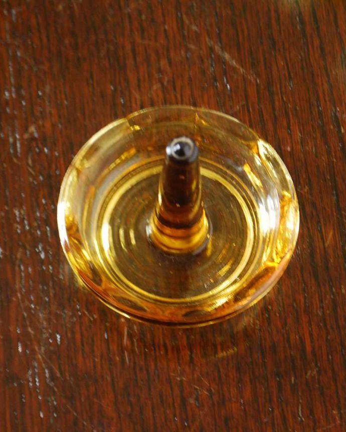 pg-5528 プレスドグラス(リングスタンド)の上から