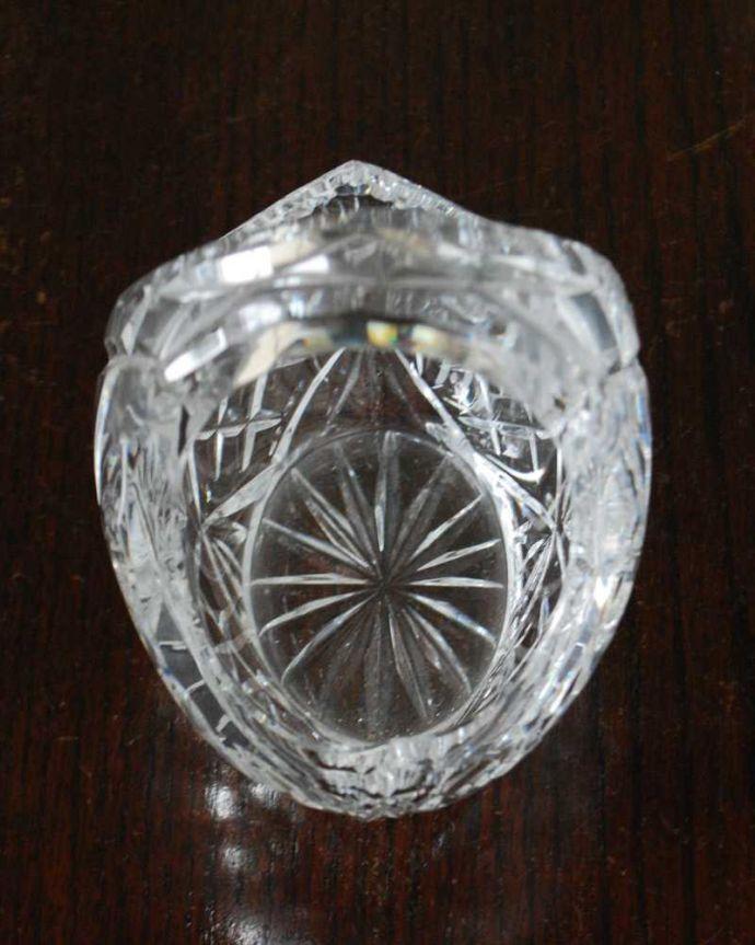 pg-5887 プレスドグラス(バスケット)の上から