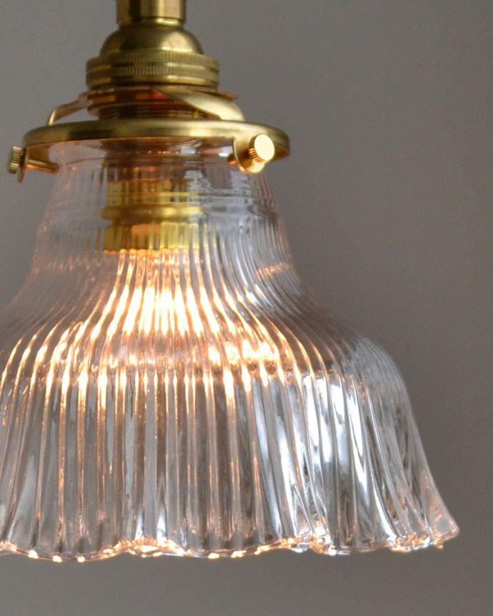 ペンダントライト 照明・ライティング ペンダントライト(コード・シャンデリア電球・ギャラリーA付き)。シェードから漏れる光に癒されます。(pl-028c)