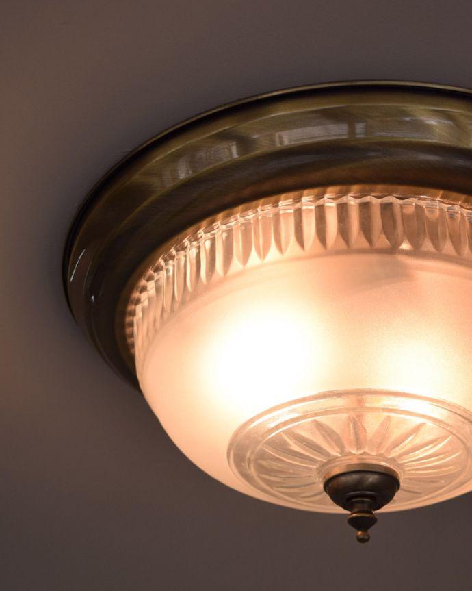 pl-168 シーリングランプの点灯アップ