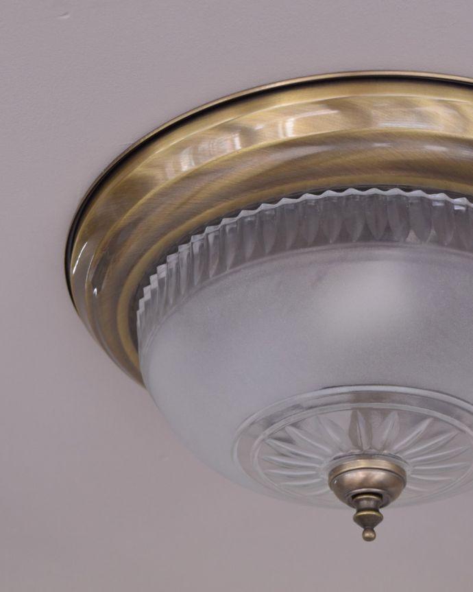 pl-168 シーリングランプの消灯アップ
