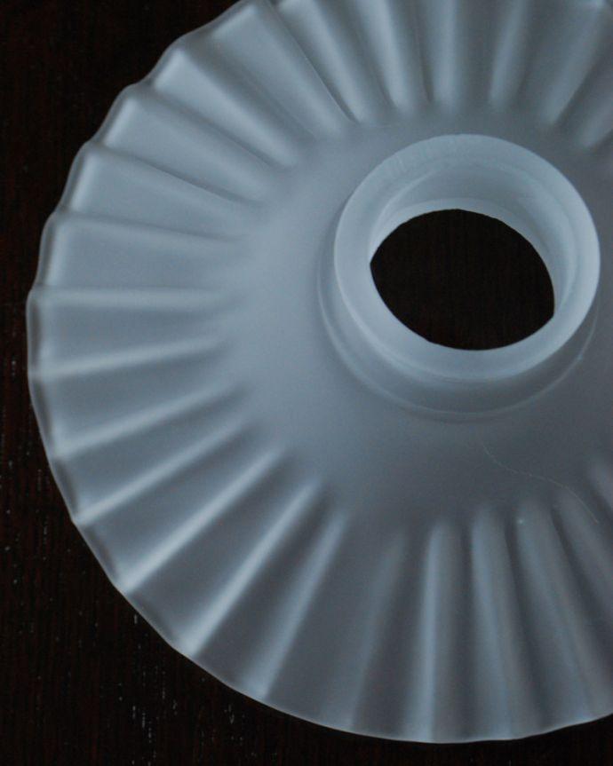 ペンダントライト 照明・ライティング フロストガラスのシェードペンダントライト(コード・シャンデリア電球・ギャラリーA付き)。。(pl-192)