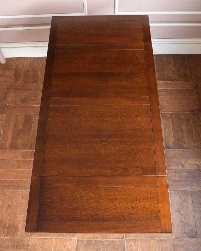 q-1011-f アンティークドローリーフテーブルの天板