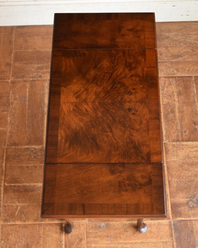 q-1115-f アンティークナイトテーブルの天板