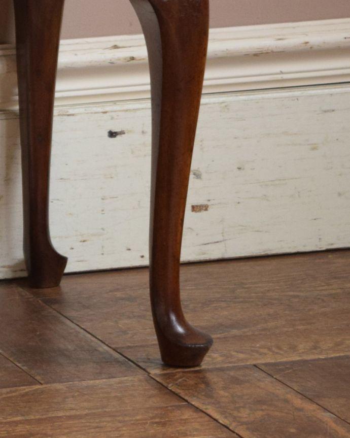 q-1115-f アンティークナイトテーブルの脚