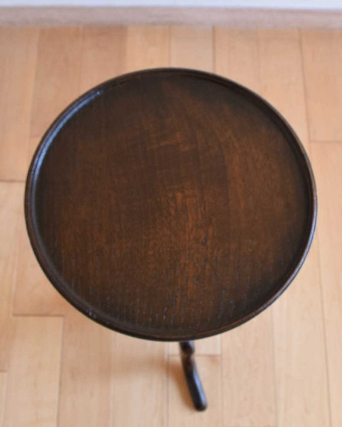 q-1150-f  アンティークワインテーブルの天板