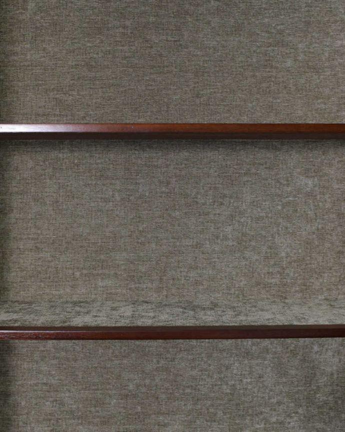 q-1167-f アンティークキャビネットの背板