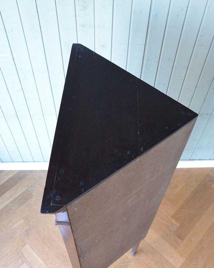 q-1244-f アンティークキャビネットの天板