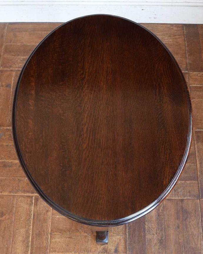 q-1326-f アンティークオケージョナルテーブルの天板