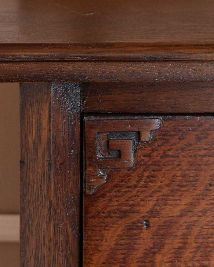 q-1458-f アンティークドレッシングテーブルの装飾1