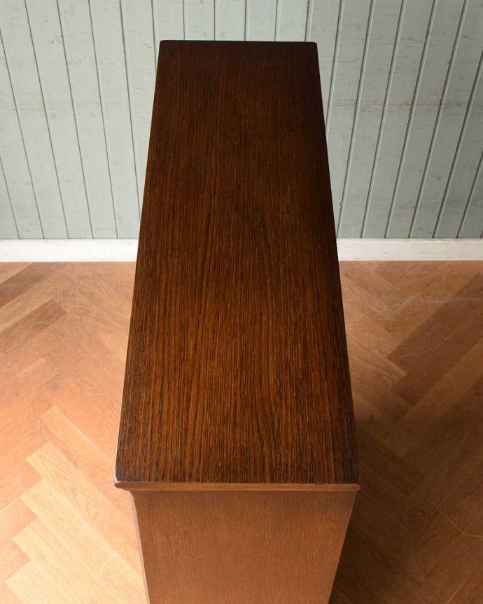 q-1501-f アンティークブックケースの天板
