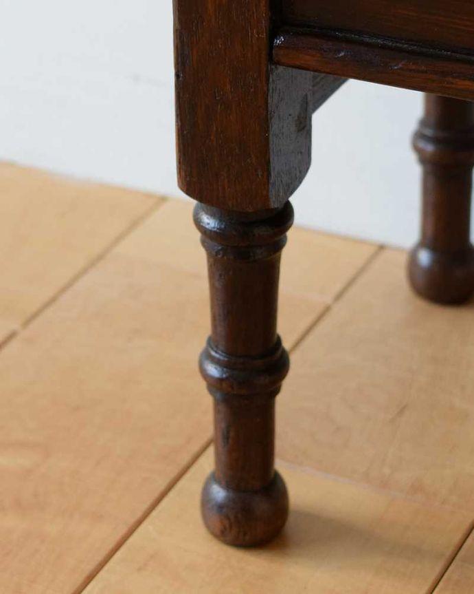 q-1503-f アンティークマガジンラックの脚
