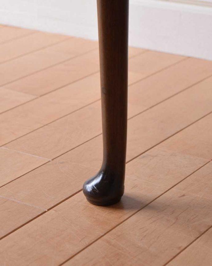 q-1511-f 英国アンティークコーヒーテーブルの脚