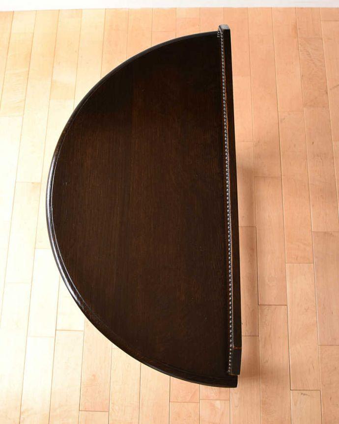 q-1514-f  アンティークコンソールテーブルの天板