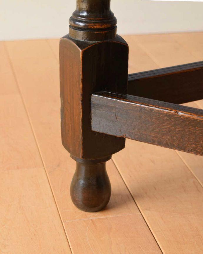 q-1514-f  アンティークコンソールテーブルの脚