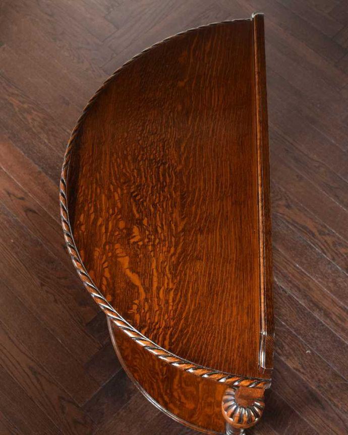q-1584-f アンティークコンソールテーブルの天板