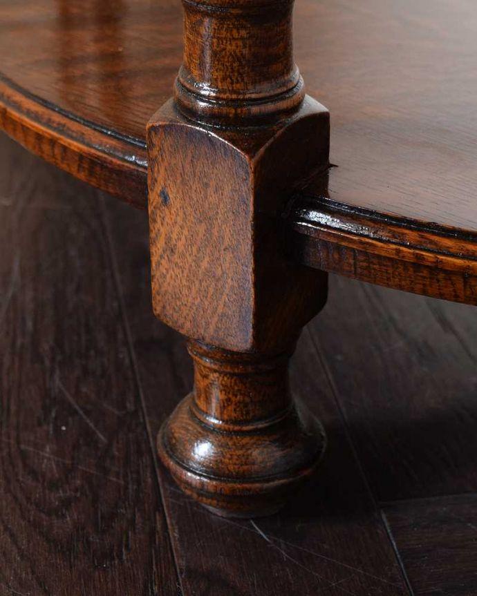 q-1584-f  アンティークコンソールテーブルの脚