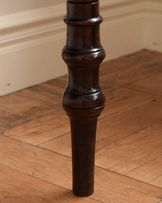 q-1589-f アンティークデスクの脚