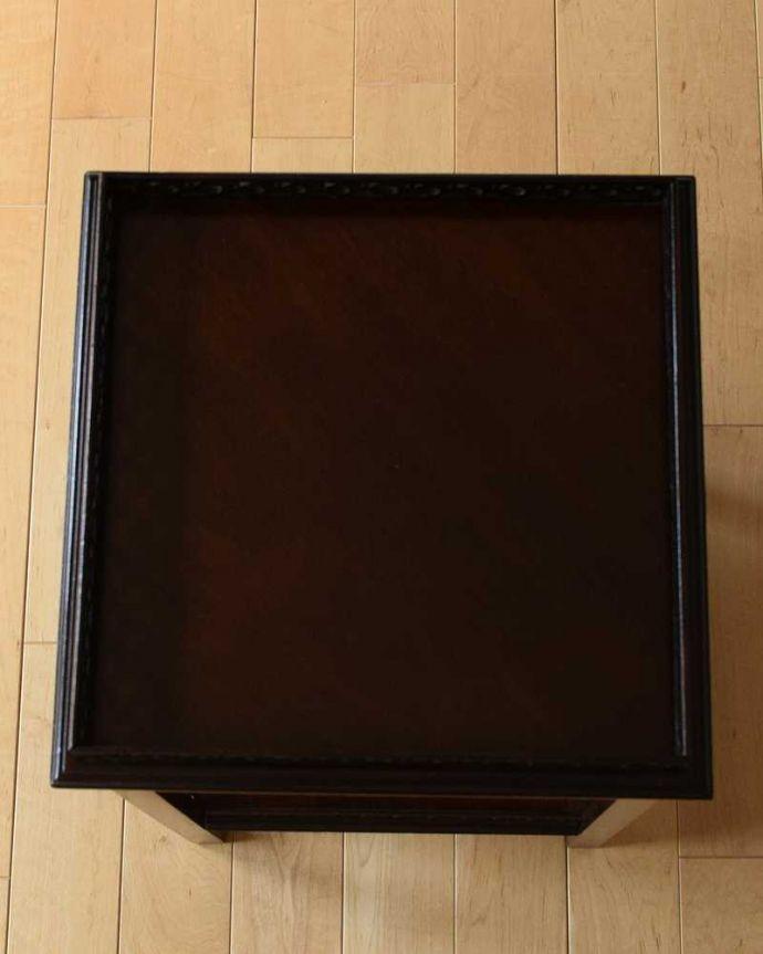 q-1595-f  アンティークオケージョナルテーブルの天板
