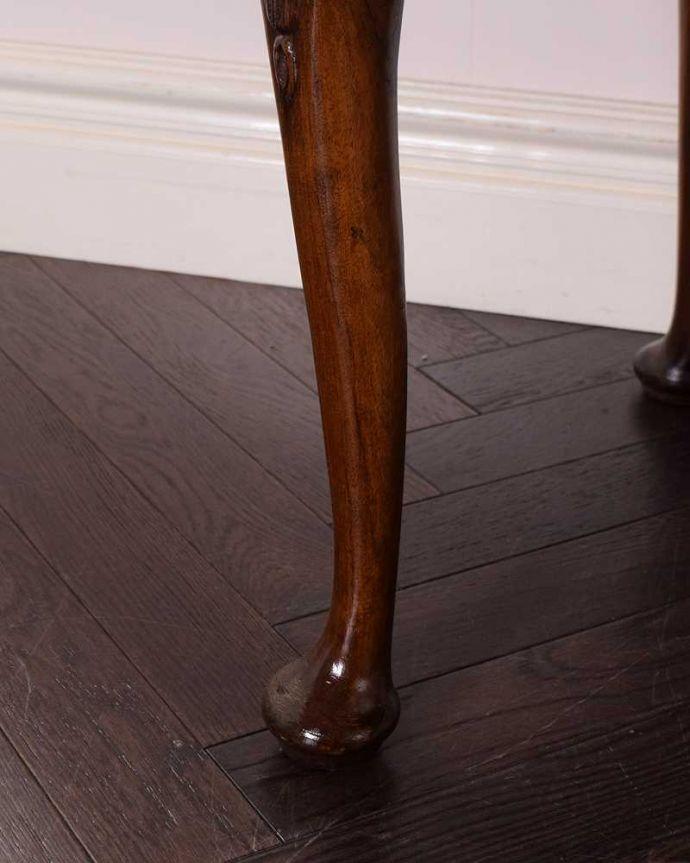 q-1598-f アンティークデスクの脚