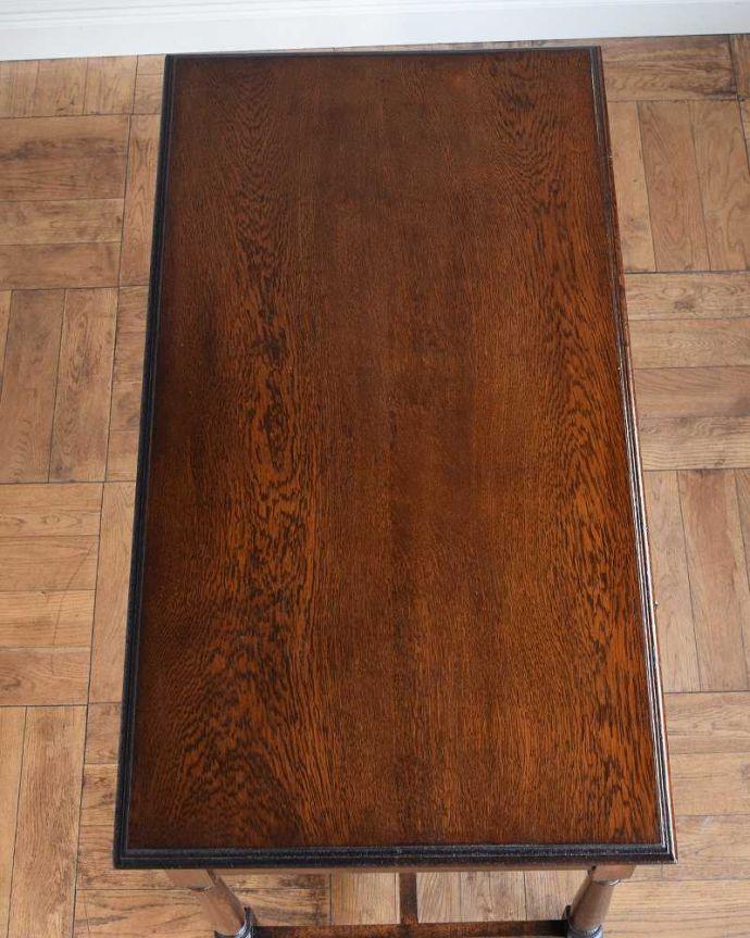 q-1615-f アンティークホールテーブルの天板