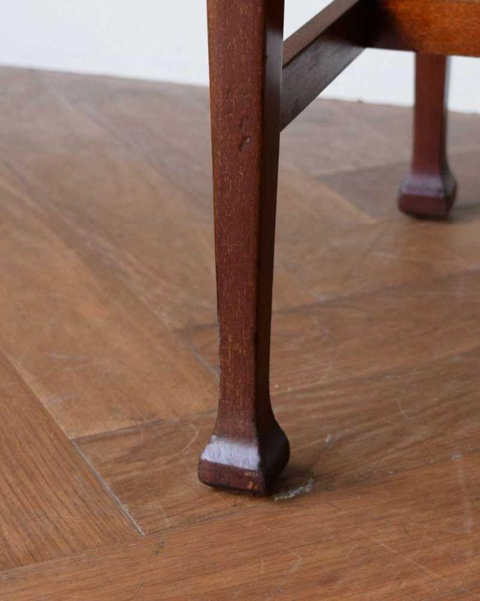 q-1616-f アンティークチェストの脚
