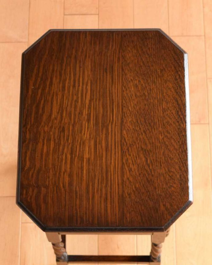q-1623-f アンティークナイトテーブルの天板