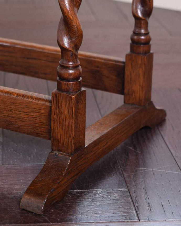 q-1656-f  アンティークテーブルの脚