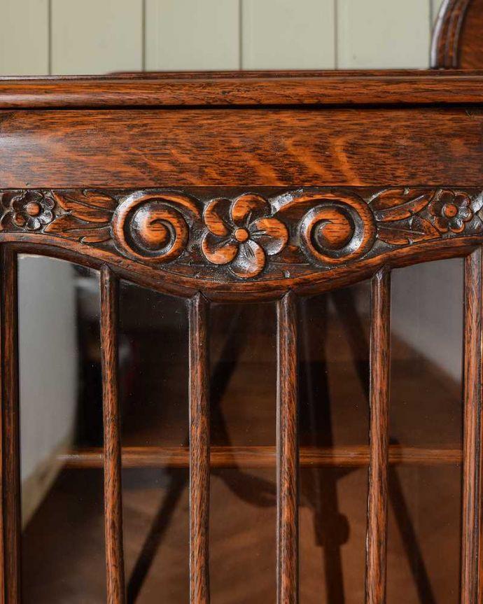 q-1657-f アンティークサイドバイサイドの装飾2