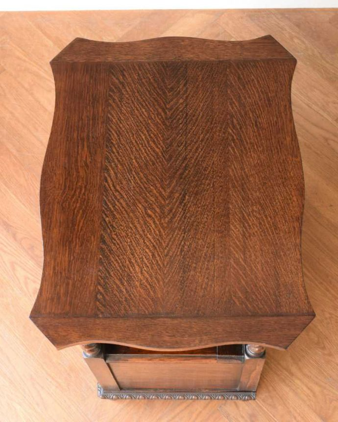 q-1658-f アンティークコファの天板