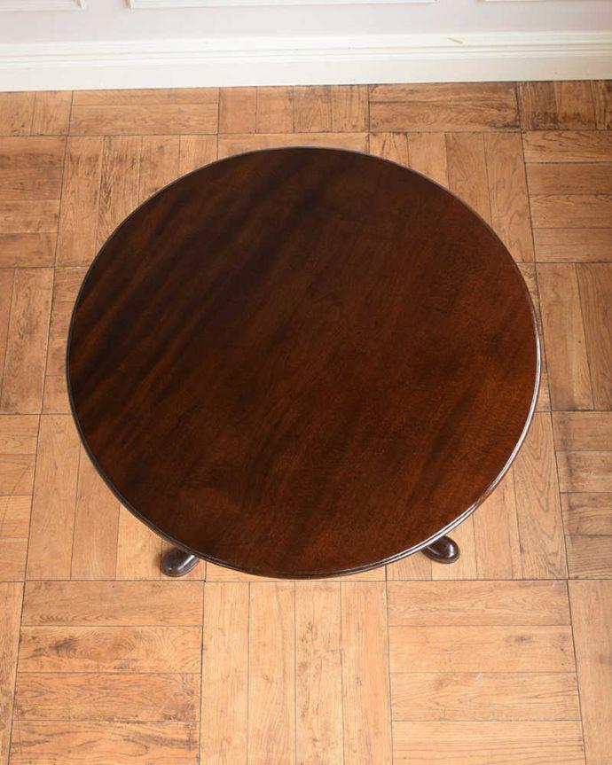q-1713-f  アンティークワインテーブルの天板
