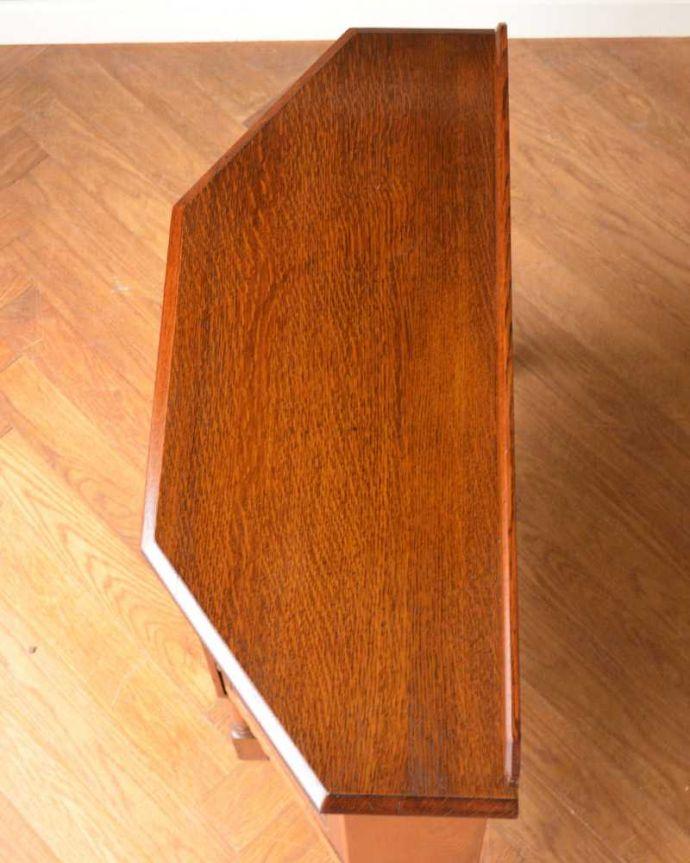 q-1718-f アンティークキャビネットの天板