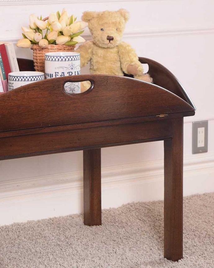 q-1773-f ヴィンテージコーヒーテーブルのズーム