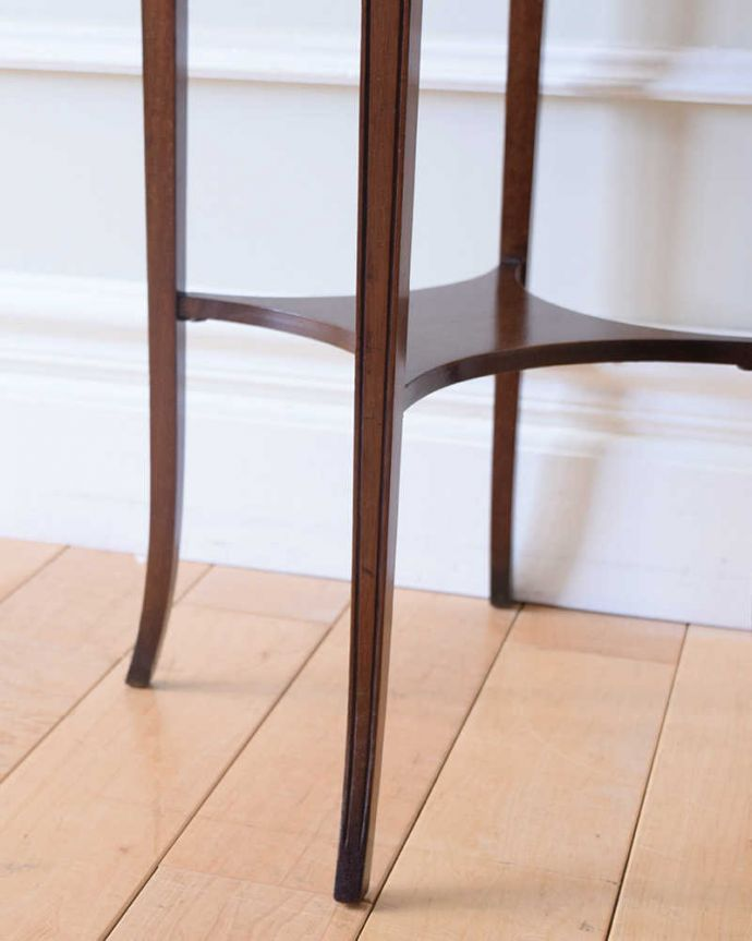 q-1838-f アンティークオケージョナルテーブルの脚