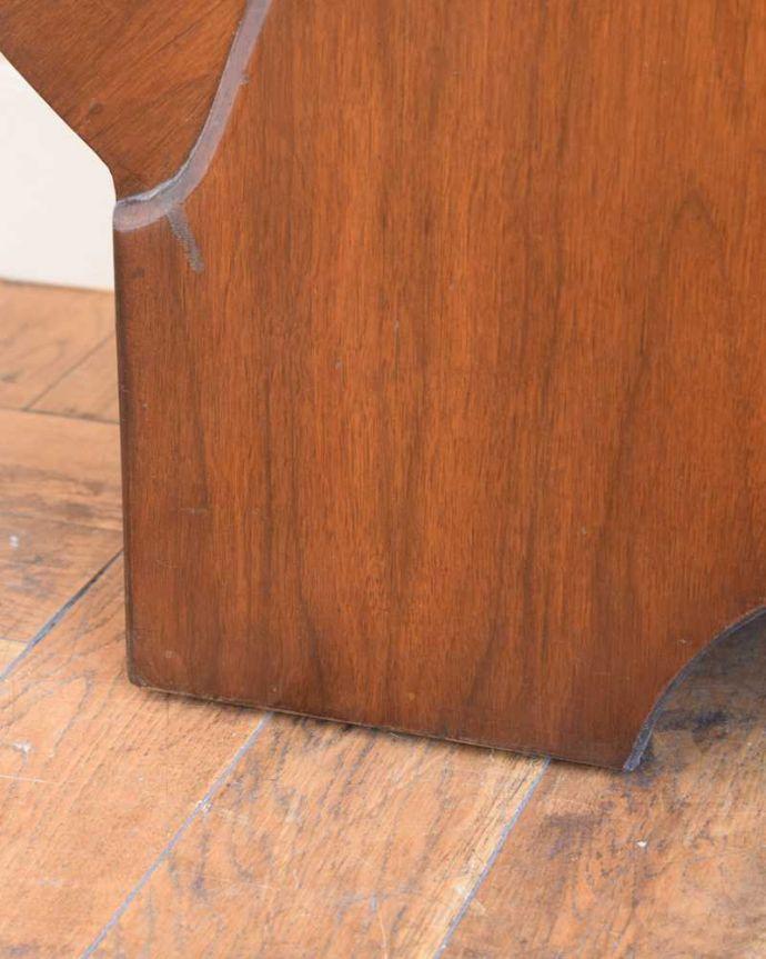 q-1841-f アンティークガラスキャビネットの脚