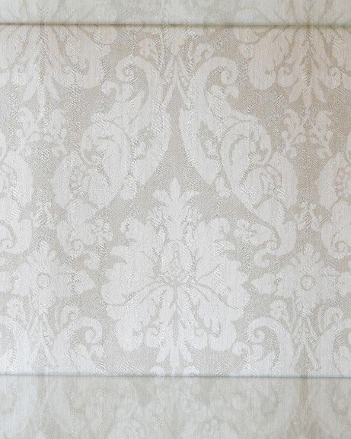 q-1883-f アンティークガラスキャビネットの背板の布
