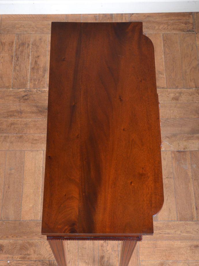 コンソールテーブルの天板