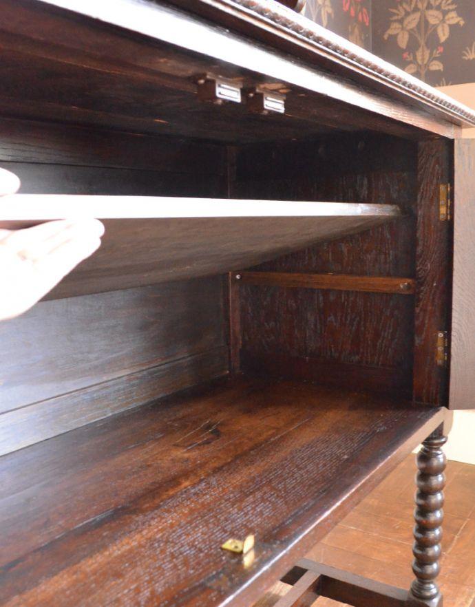 q-396-1 ウェルッシュドレッサーの棚板