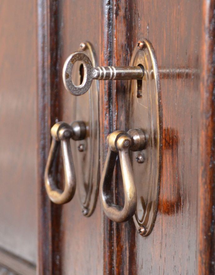 q-396-1 ウェルッシュドレッサーの鍵