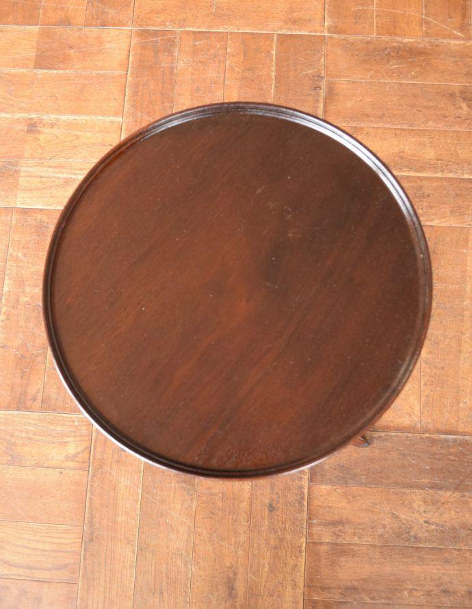 q-598-f アンティークワインテーブルの天板