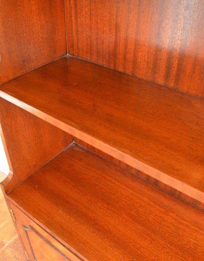 q-519-f アンティークブックシェルフの棚板
