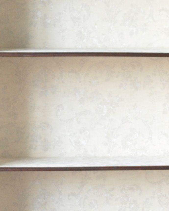 q-774-f アンティークブックケースの棚板