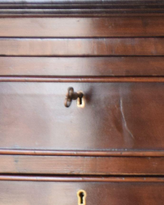 q-806-f アンティークチェストの鍵