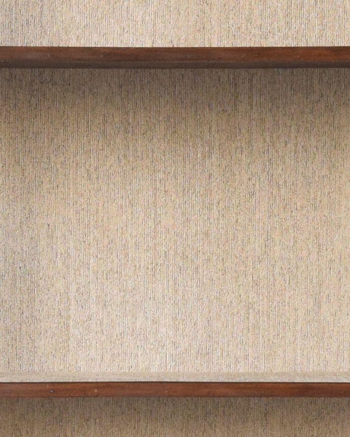 q-859-f アンティークブックケースの棚板