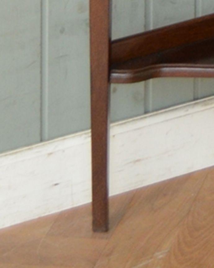 q-928-f アンティークガラスキャビネットの脚